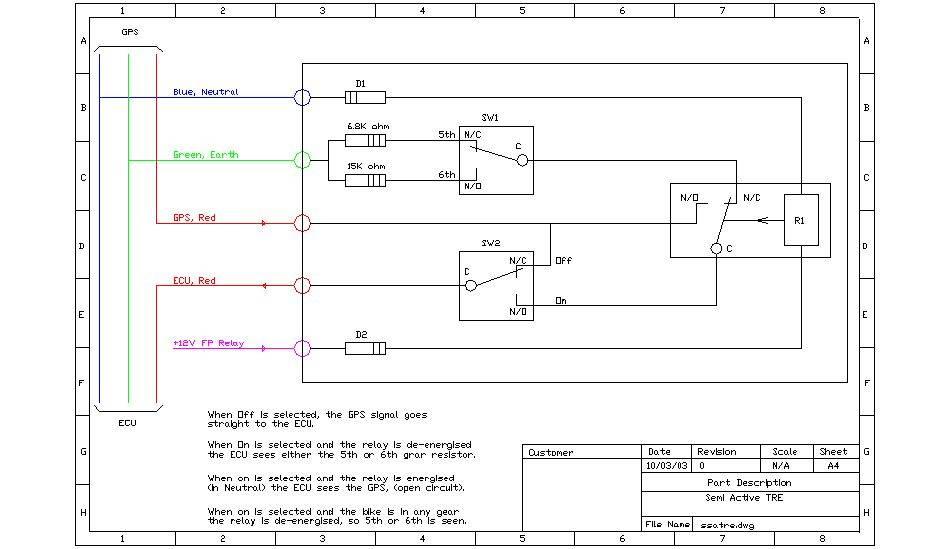 steve's tl1000s pages 1999 head unit wiring diagram 1999 nissan altima 1999 suzuki tl1000r wiring diagram #8